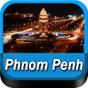 Phnom Penh Offline Map Guide icon