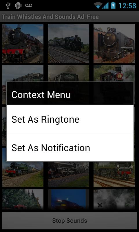 Train Whistles & Sounds (Paid) - screenshot