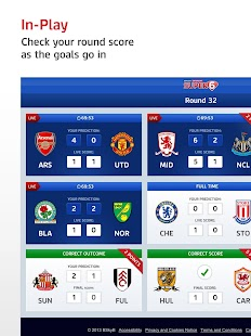 Soccer Saturday Super 6 - screenshot thumbnail
