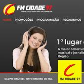 Rádio Cidade Fm 97,9