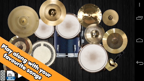 Drum kit - screenshot thumbnail