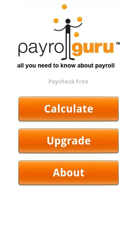 Paycheck Free- screenshot