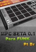 Screenshot of MPC to create FUNK FUNK