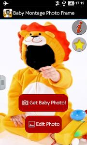 Baby Montage Photo Frame v1.0