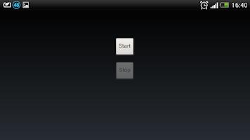 Screenshot of Smart Hearing Aid