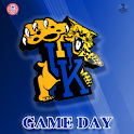 Kentucky Wildcats Gameday logo