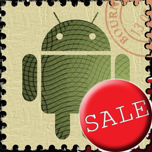 Stamps Icon Pack LOGO-APP點子