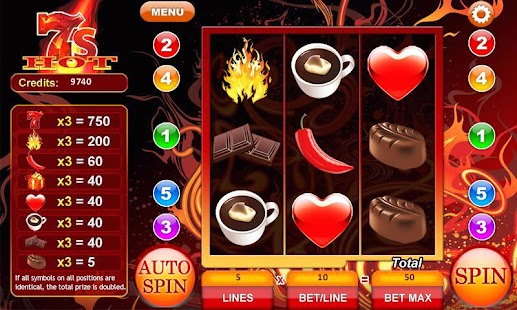 SLOTS FREE (5 SLOT MACHINES) - screenshot thumbnail