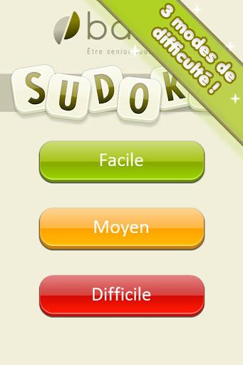 Sudoku gratuit - Bazile