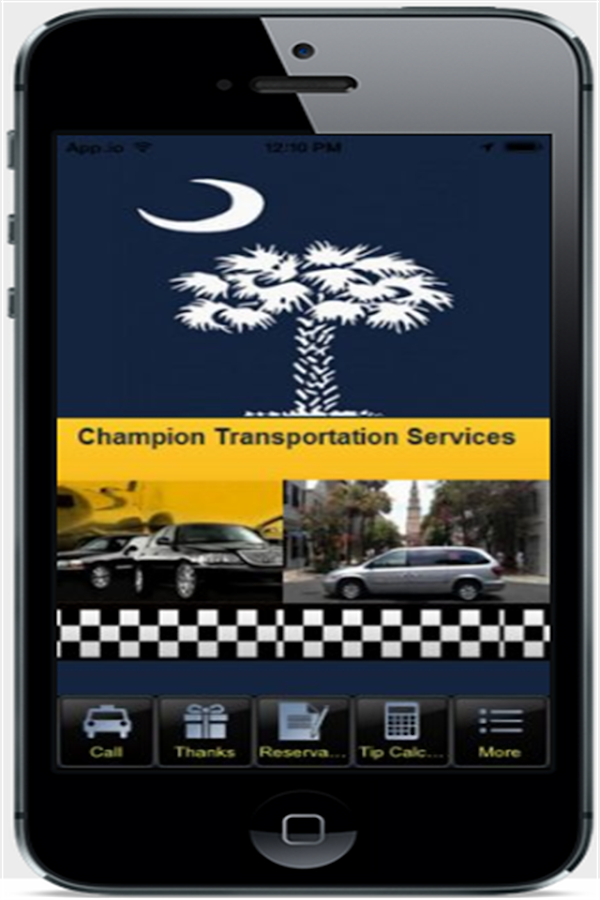 Champion Transport Service- screenshot