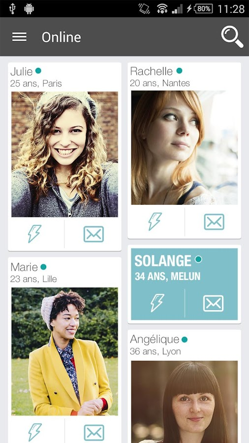 Meetic - La Rencontre - screenshot