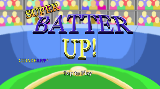 Super Batter Up Baseball