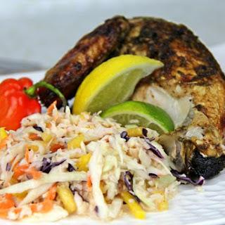 Caribbean Style Coleslaw Recipe.