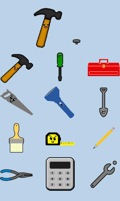 Toddler Tools - screenshot