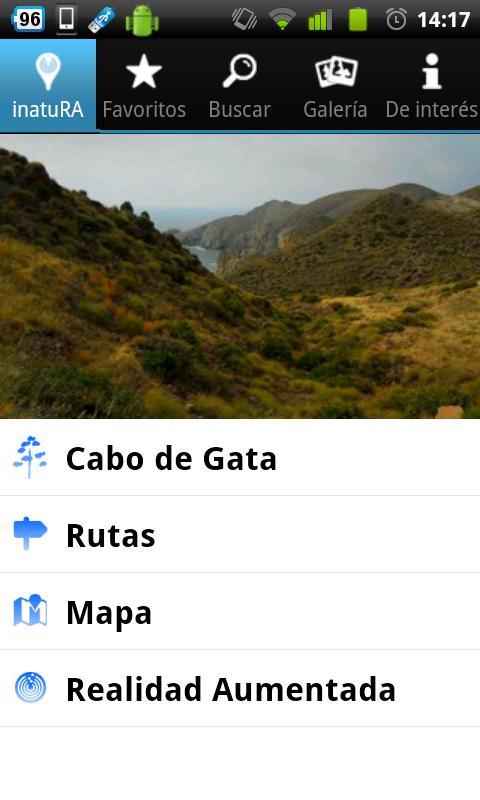 inatuRA Cabo de Gata- screenshot