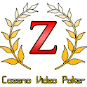 CaZeno Video Poker logo