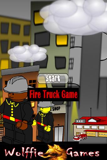 Fire Truck Games