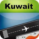 Kuwait Airport (KWI) Flight Tracker icon