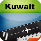 Kuwait Airport +Flight Tracker