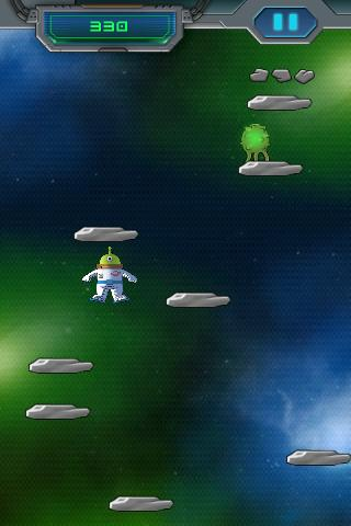 Space Jump - screenshot