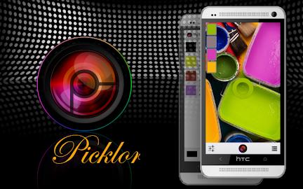 Picklor : Camera Color Picker Screenshot 8