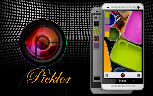 Picklor : Camera Color Picker - screenshot thumbnail