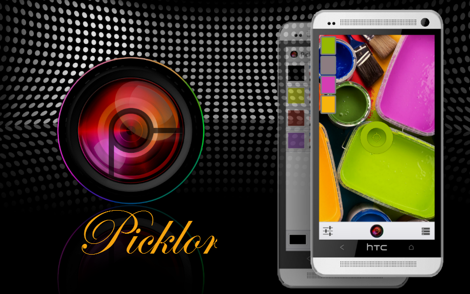 Picklor : Camera Color Picker - screenshot