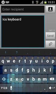 Cube Keyboard Skin- screenshot thumbnail