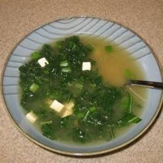 Miso Soup I.
