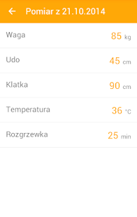 Dieta i trening- screenshot thumbnail