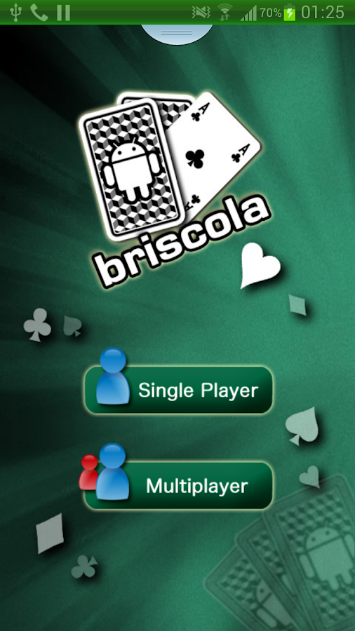 Briscola - screenshot