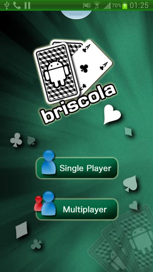 Briscola - screenshot