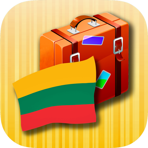 Lithuanian phrasebook Icon