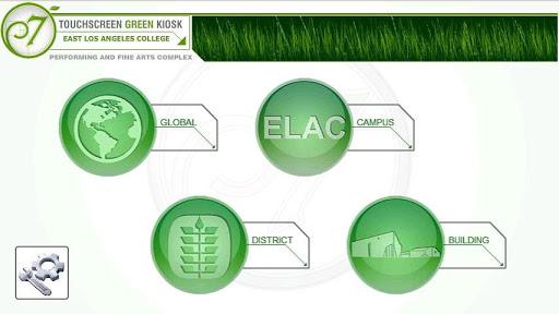 e7 Green Kiosk