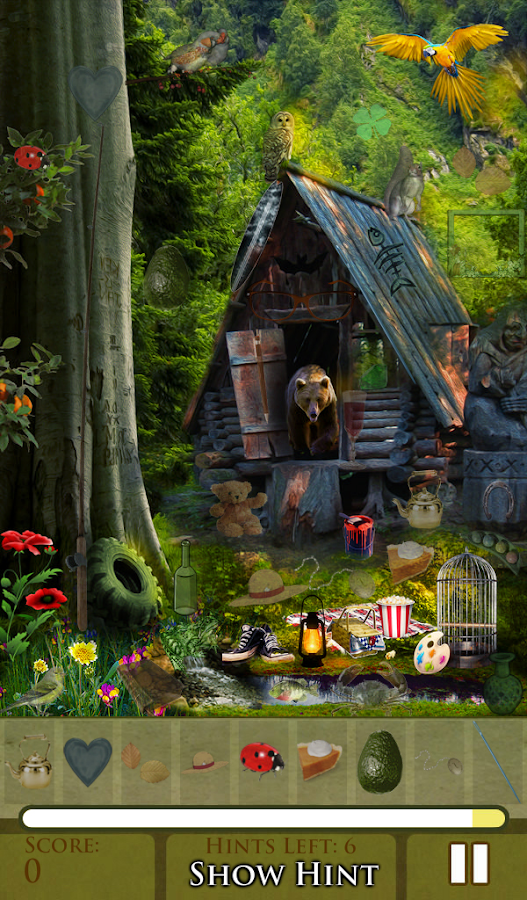 Hidden Object - Make Believe - screenshot