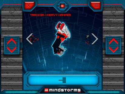 LEGO® MINDSTORMS® Commander Screenshot