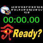 Magic Cube Timer(voice) icon