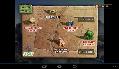 Babylonian Twins Platform Game Screenshot 15