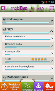 mobiBac Term ES- screenshot thumbnail