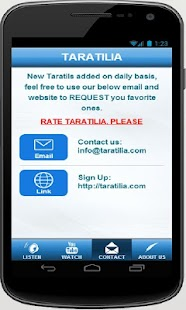TARATILIA- screenshot thumbnail