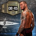Randy Orton WWE Clock HD LWP icon