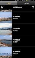 Screenshot of VideoVault (Hide Videos)