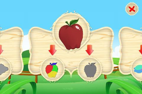 iMut Kid Puzzle Fruit HD