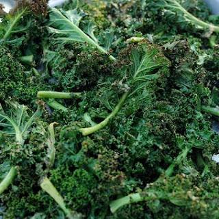 Roasted Mustard Kale