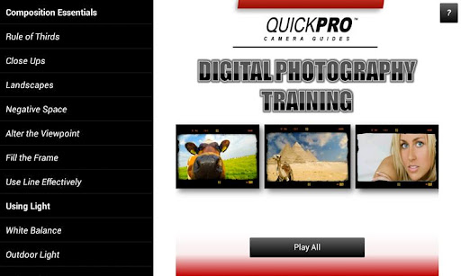 Photo Training by QuickPro