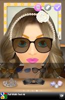 Screenshot of Super Star Girl Makeover