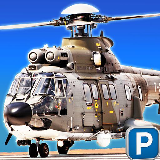 Ace Pilot Helicopter Landing LOGO-APP點子