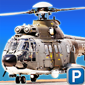 Ace Pilot Helicopter Landing icon