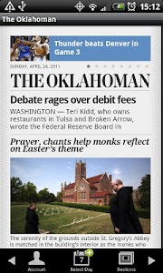 The Oklahoman screenshot 0