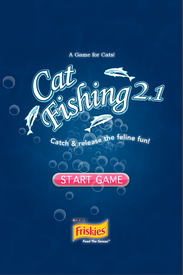 Friskies CatFishing 2- screenshot